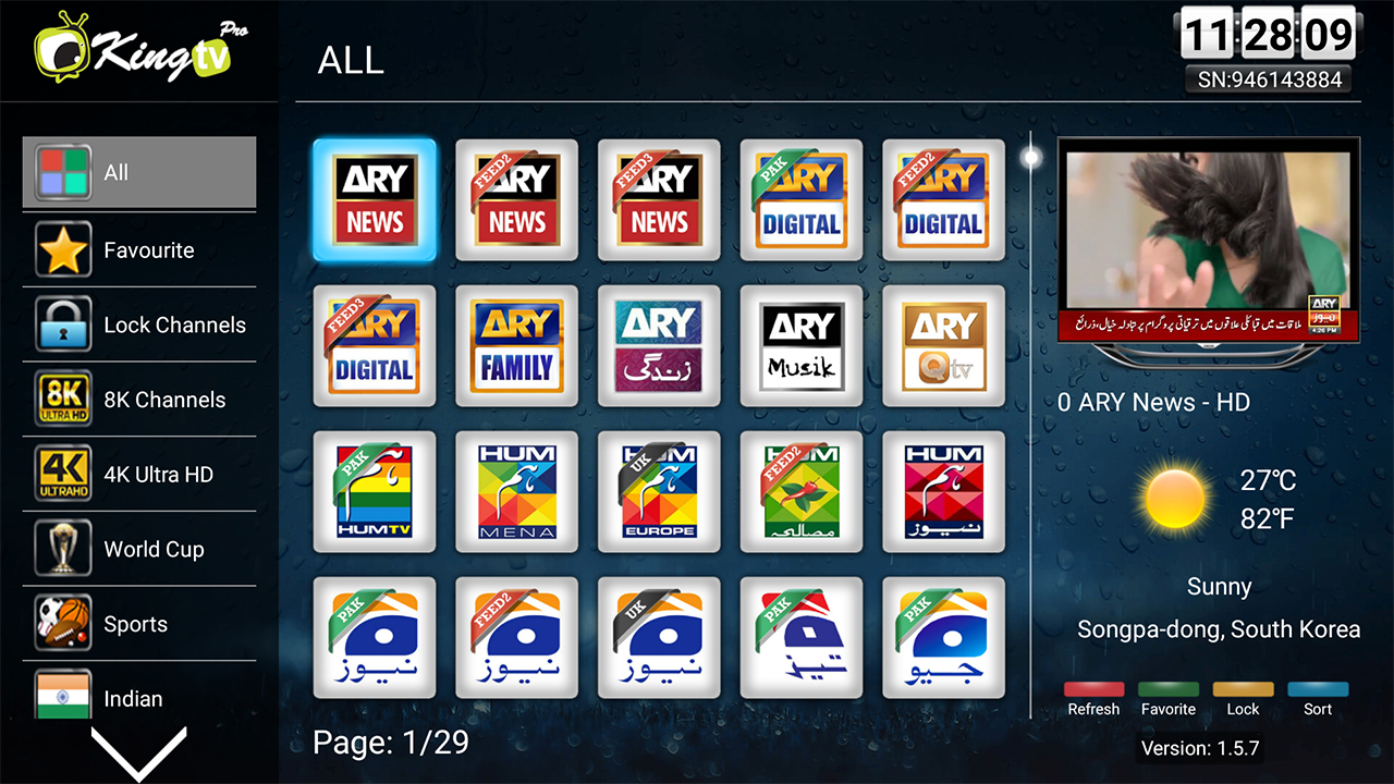 King Tv Pro All Tv Channels